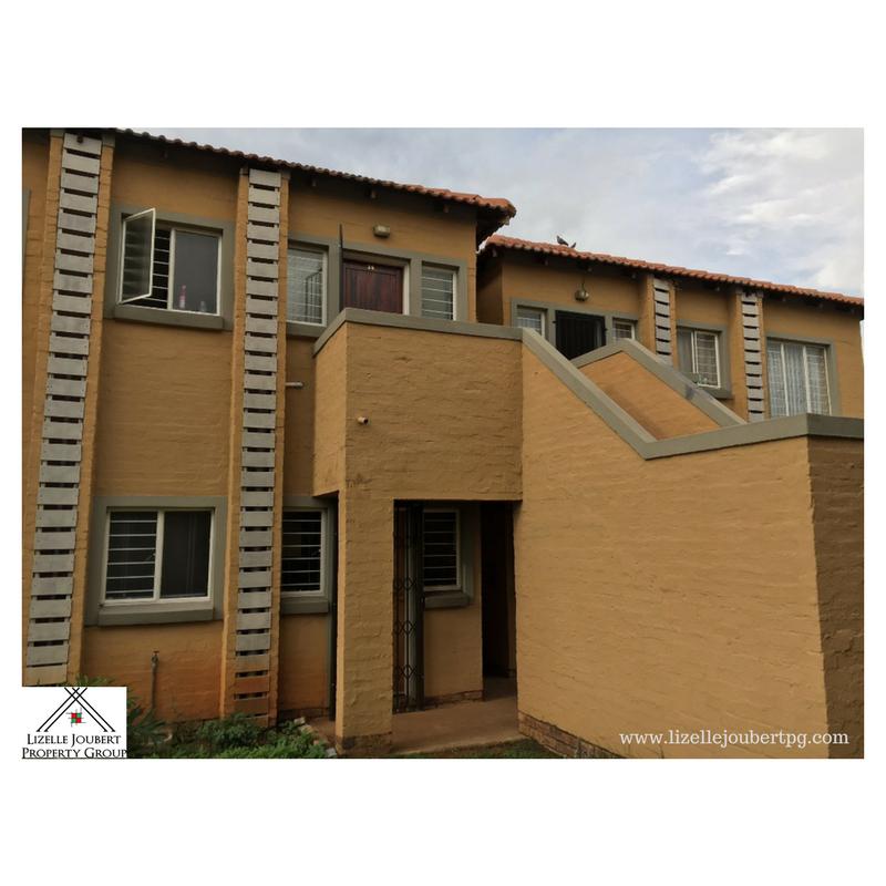 AADI178 – Townhouse – Vaalpark – R 461000