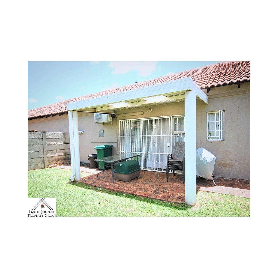 AADI216 – Townhouse – Vaalpark – R 990 000